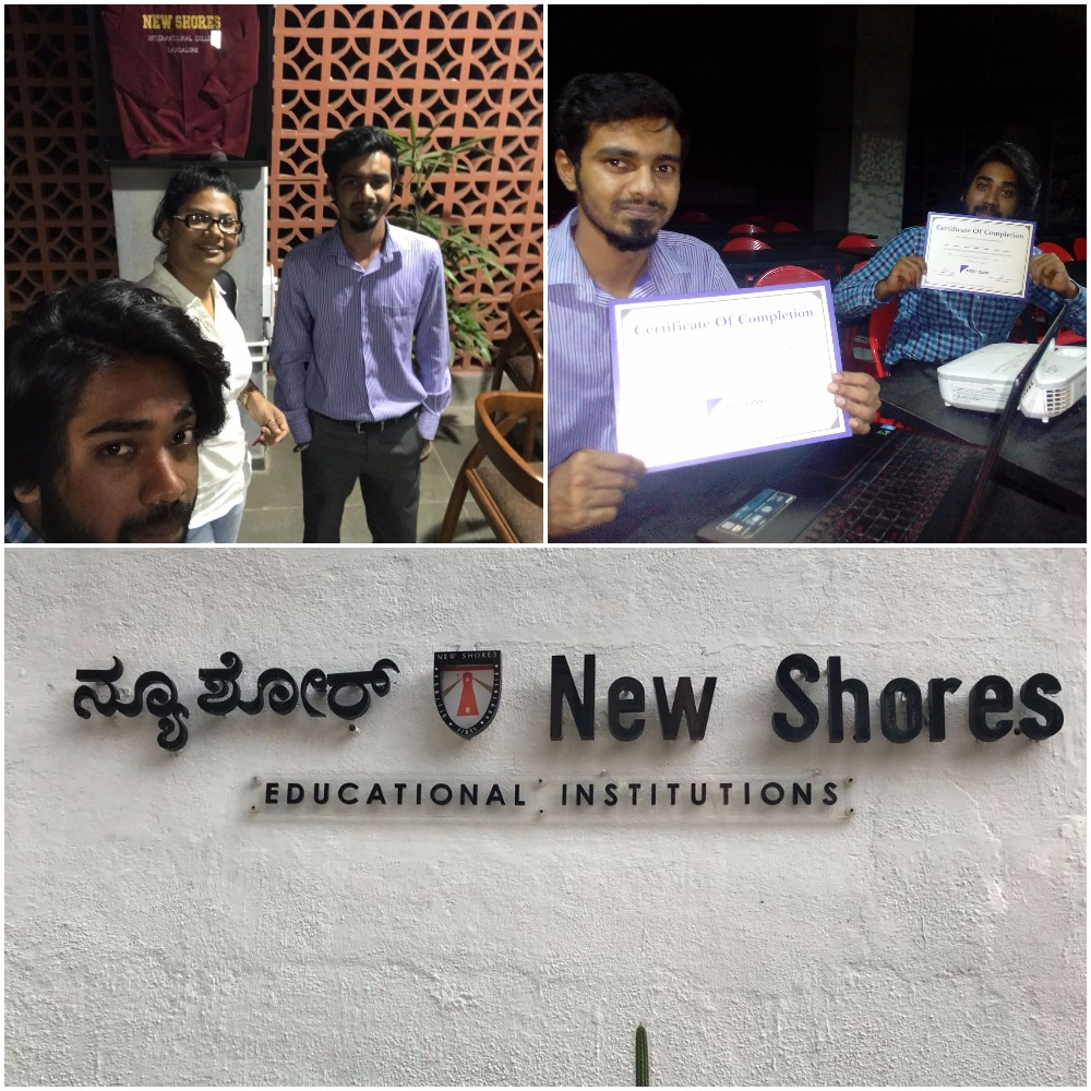 Advanced SEO Corporate Training at New Shores International College
